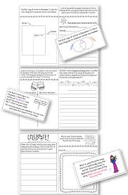 the daily five printables getting more writing in days in second grade