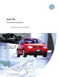 vw golf iv transmission mechanics tire