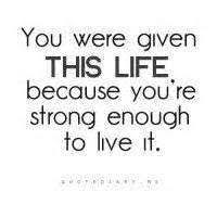 small quote about being strong famous quotes ever