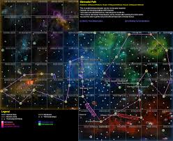 Map A Route by Tour The Galaxy Map For Poorly Equipped Characters And A Route
