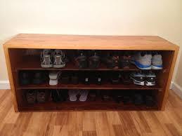 diy shoe rack ideas for closet haammss