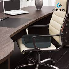 Seat Cushion For Sciatica Gideon Premium Orthopedic Seat Cushion