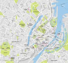 map of copenhagen map of copenhagen royalty free cliparts vectors and stock