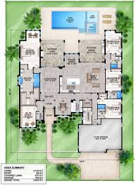 split bedroom florida house plan 86035bw architectural designs