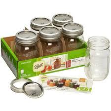 ball mason jars 6 x 490 ml u2013 pasta kitchen tutto pasta