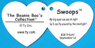 swoops ty beanie boos
