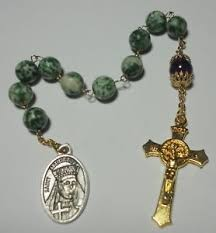 single decade rosary st margaret of scotland single decade rosary parents of