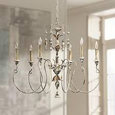 White Chandeliers Painted Chandeliers Ls Plus