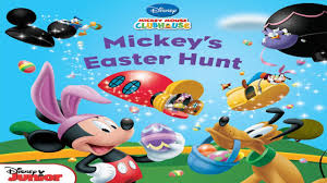 easter mickey mouse mickey mouse clubhouse mickey s easter hunt awesome storybook