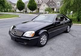 s600 mercedes 59k mile 1995 mercedes s600 coupe for sale on bat auctions