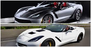 what makes a corvette a stingray 2015 chevrolet corvette z06 vs 2014 callaway corvette sc627
