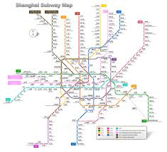 Beijing Subway Map by Shanghai Subway Shanghai Subway Lines