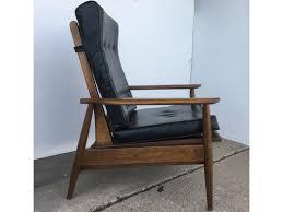 mid century modern rocking chair by baumritter u2014 dtlb