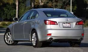 is lexus is 250 a car review 2011 lexus is 250 awd autoblog