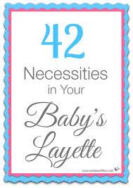 baby necessities 42 necessities in your baby s layette toot sweet 4 two