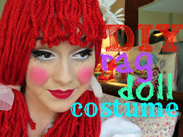 Jem Halloween Costume Awesome Raggedy Ann Halloween Makeup Ideas Harrop Harrop