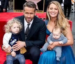 Beautiful Family Ryan Reynolds Wants To Have U0027nine Daughters U0027 With Blake Lively U0027i