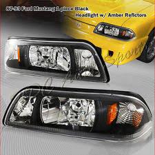 ebay mustang headlights mustang 1 headlights ebay