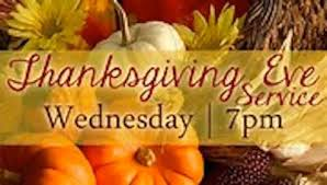 thanksgiving devotional service lincoln park church of
