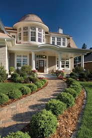 Landscaping Around House by 93 Best Curb Appeal Inspiration Images On Pinterest Dream Houses