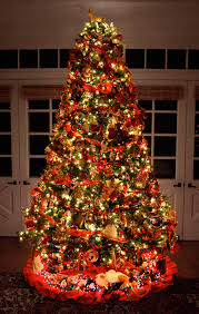 my christmas decorating my christmas tree style at home