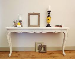 Decorate A Sofa Table Remodelaholic 25 Ways To Decorate A Console Table