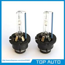 2 x ac 35w d2s xenon hid bulb for audi a6 c5 4b 8000k in headlight