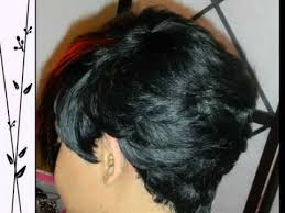 27 Piece Weave Hairstyles Invisible Part 27 Piece Quickweave Youtube