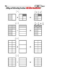 47 best 5 nf images on pinterest math fractions teaching math