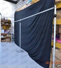 wedding backdrop and stand 6mx3m telescopic wedding backdrop stand pipe and drape system ebay