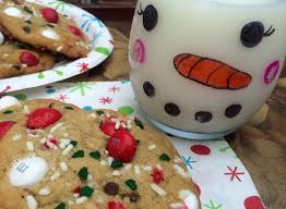 almost better than christmas m u0026m u0027s white peppermint cookies and