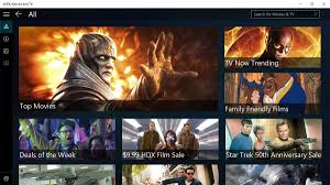 vudu u0027s new windows 10 app brings the latest movies to your pc