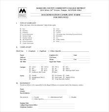 hr complaint letter u2013 10 free word pdf documents download free