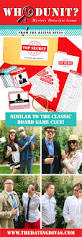 Halloween Murder Mystery Party Ideas by Whodunit Mystery Detective Game Group Date Night