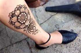 cool henna tattoos by orange county artist rozine