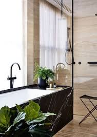 marvelous cave bathroom ideas interior this renovation is the definition of chic black white