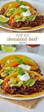 best 25 slow cooker beef tacos ideas on pinterest slow cook