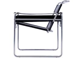 Marcel Breuer Chairs Fabulous Wassily Arm Chair Designed By Marcel Breuer Knoll