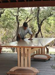 how to finish a table top with polyurethane rubbing out a polyurethane varnish finish gary weeks company