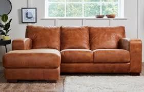 Orange Leather Sofa Quality Leather Sofas In A Range Of Styles Ireland Dfs Ireland