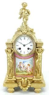 Crystal Mantel Clocks 120 Best Victorian Clocks Images On Pinterest Victorian Clocks