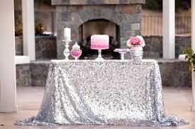 sequin tablecloth rental silver sequin tablecloth uk silver sparkly tablecloth silver