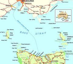 map of tasmania australia of tasmania map