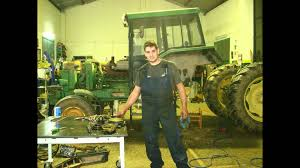 john deere tractor repair youtube