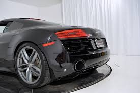 audi r8 2014 white used 2014 audi r8 5 2 for sale fort lauderdale fl