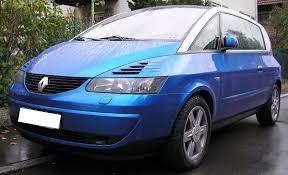 mpv car interior renault avantime wikipedia