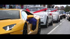 yellow rolls royce movie imran anwar wedding in copenhagen lamborghini u0026 rolls royce
