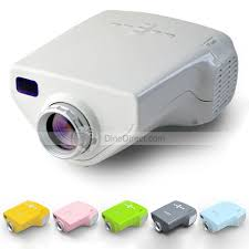 lexus e03 home led mini portable projector 16w multimedia lcd