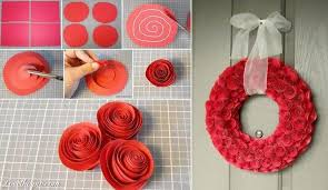 Wreath Diy Diy Floral Wreath Pictures Photos And Images For Facebook