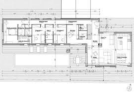 plan maison contemporaine plain pied 4 chambres cuisine tekart architecture architectes associã s concepteur de